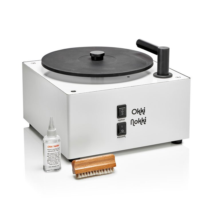 RCM II White (Record Cleaning Machine)