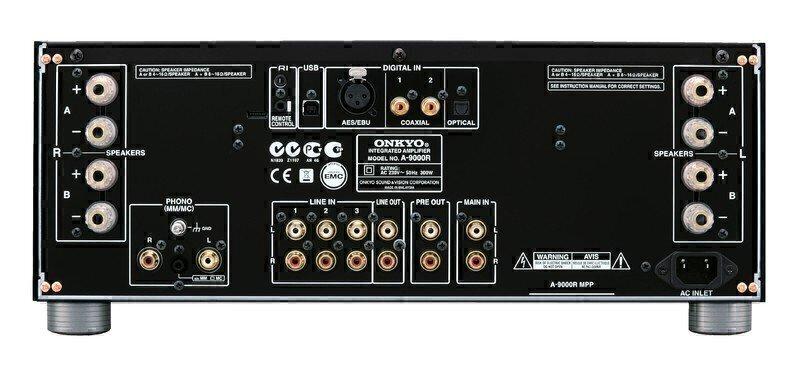 A-9000R Black
