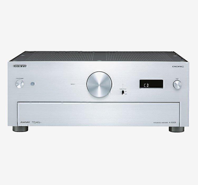 A-9000R Silver