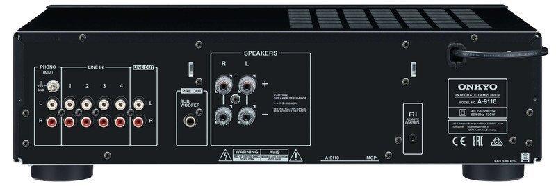 A-9110 Black