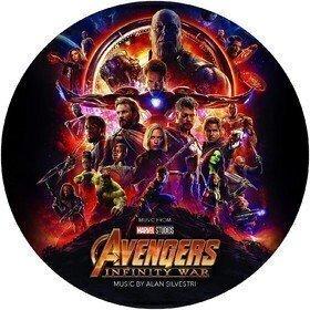 Avengers: Infinity War (By Alan Silvestri) Original Soundtrack