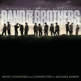 Band Of Brothers (By Michael Kamen) Original Soundtrack