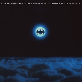 Batman (By Danny Elfman) Original Soundtrack