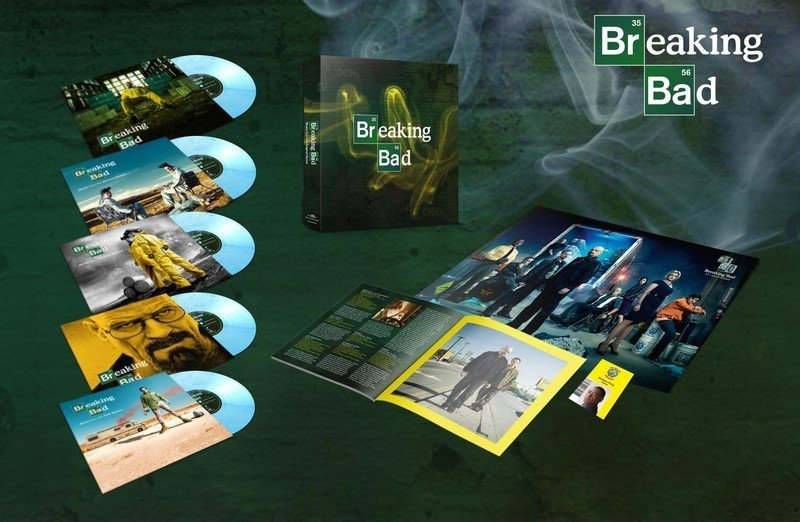 Breaking Bad (Box Set)