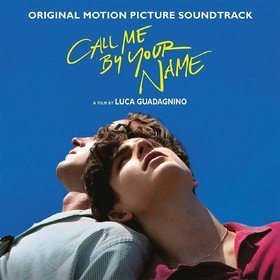 Call Me By Your Name (Limited Red Edition) Original Soundtrack
