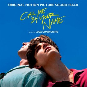 Call Me By Your Name (Transparent Green Vinyl) Original Soundtrack