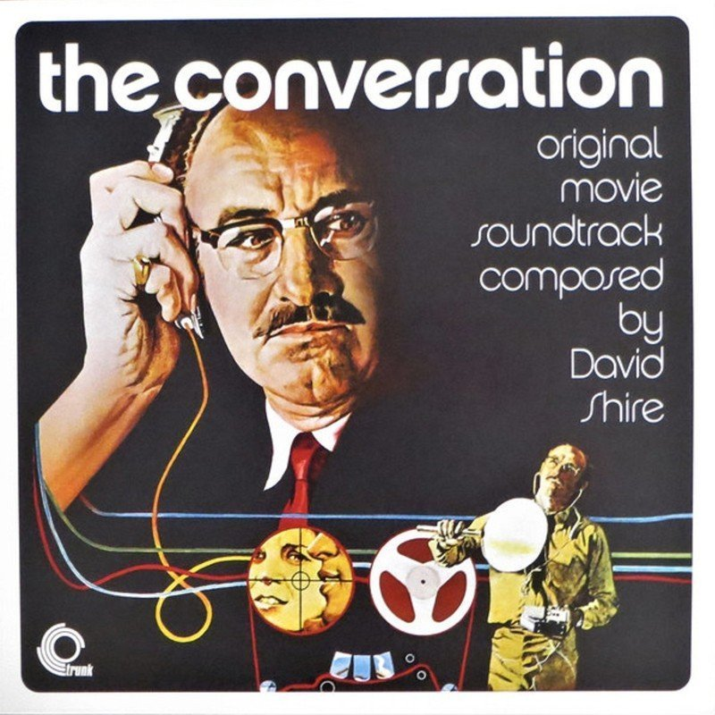 The Conversation (By David Shire)