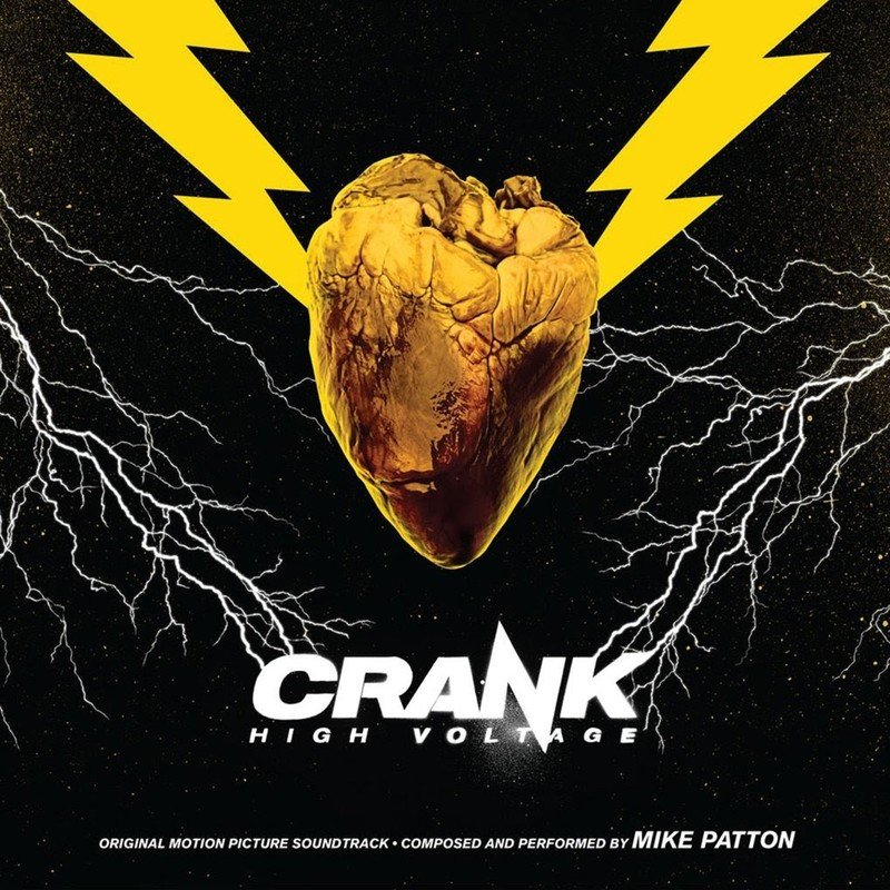 Crank High Voltage (by Mike Patton)