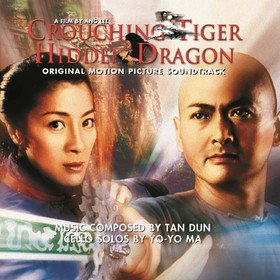 Crouching Tiger Hidden Dragon Original Soundtrack
