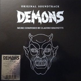 Demons (By Claudio Simonetti) Original Soundtrack