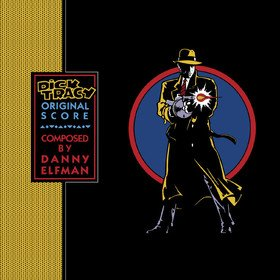 Dick Tracy (By Danny Elfman) Original Soundtrack