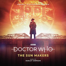 Doctor Who: The Sun Makers (Limited Edition) Original Soundtrack