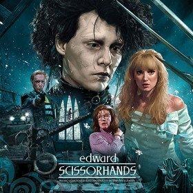 Edward Scissorhands (By Danny Elfman) (Deluxe Edition) Original Soundtrack