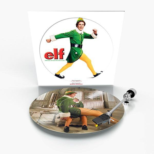Elf (By John Debney) (Picture Disс)
