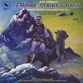 Empire Strikes Back (By John Williams) Original Soundtrack