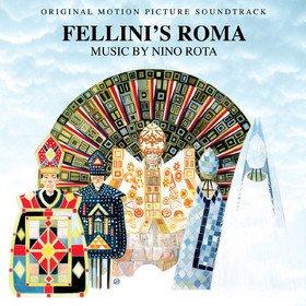 Fellini's Roma (By Nino Rota) Original Soundtrack