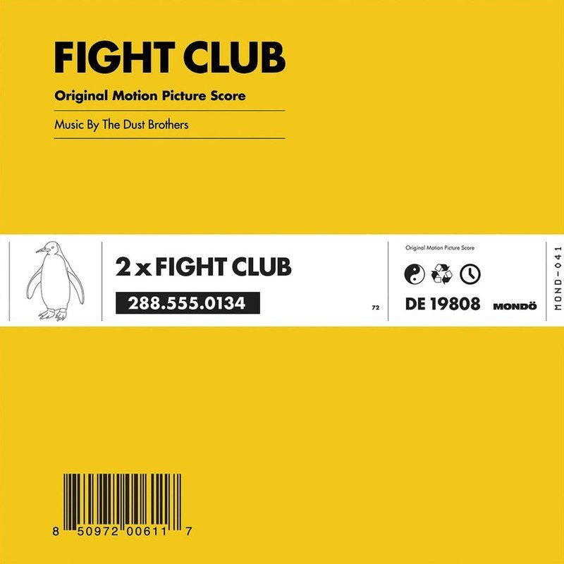 Fight Club (Music By The Dust Brothers)