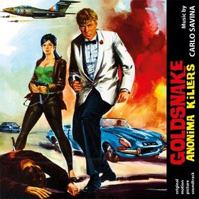 Goldsnake Anonima Killers (By Carlo Savina) Original Soundtrack