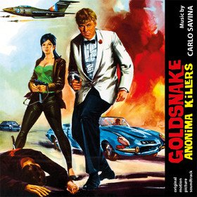 Goldsnake Anonima Killers (By Carlo Savina) Original Soundtrack