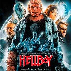 Hellboy (by Marco Beltrami) (Limited Edition) Original Soundtrack