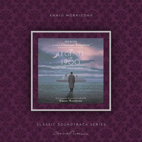 Legend Of 1900 (By  Ennio Morricone) Original Soundtrack