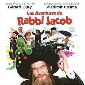 Les Aventures De Rabbi Jacob (By Vladimir Cosma) Original Soundtrack