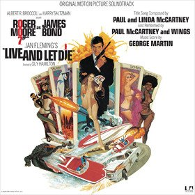 Live And Let Die (By George Martin) Original Soundtrack