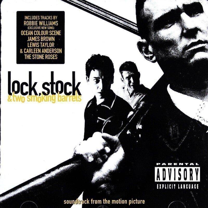 Lock, Stock & Two Smokin' Barrels