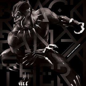 Marvel Studio's Black Panther (By Ludwig Goransson) Original Soundtrack
