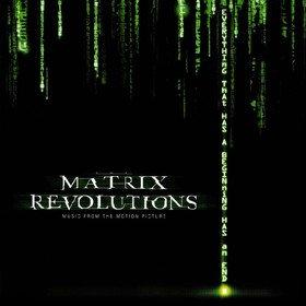 Matrix Revolutions (Limited Edition) Original Soundtrack
