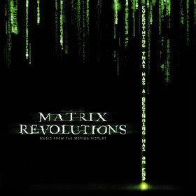Matrix Revolutions (Limited Edition) Original Soundtrack