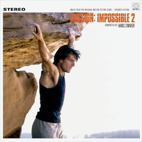 Mission: Impossible 2 (By Hans Zimmer) Original Soundtrack