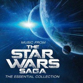 Music From The Star Wars Saga - The Essential Collection Original Soundtrack