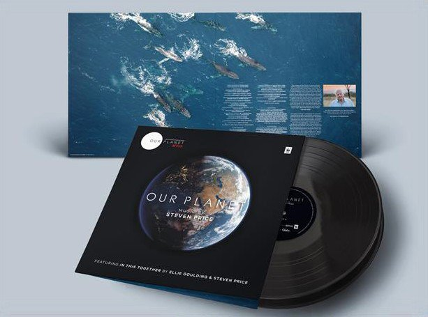 Our Planet (By Steven Price)