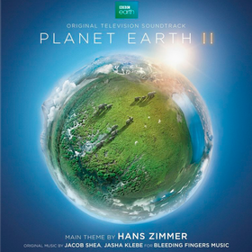 Planet Earth II (by Hans Zimmer) (Box Set) Original Soundtrack