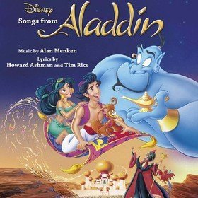 Songs From Aladdin Original Soundtrack