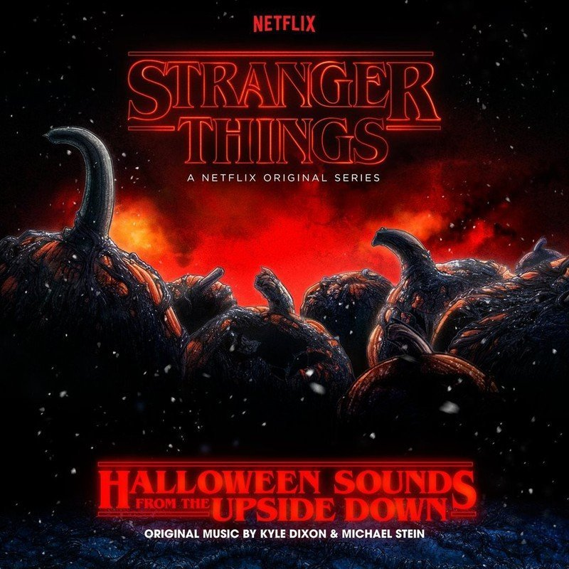 Stranger Things: Halloween Sounds From The Upside Down (Limited Edition)