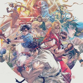 Street Fighter III: The Collection Original Soundtrack