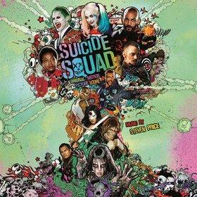 Suicide Squad (By Steven Price) Original Soundtrack