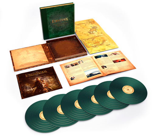 The Lord Of The Rings: The Return Of The King (Box Set)