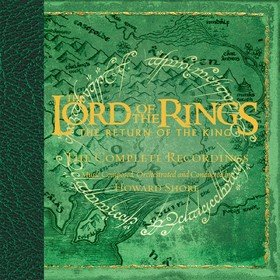 The Lord Of The Rings: The Return Of The King (Box Set) Original Soundtrack