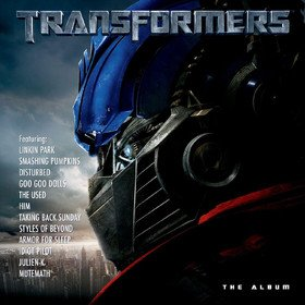 Transformers - The Album Original Soundtrack