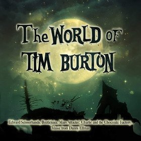 World Of Tim Burton Original Soundtrack