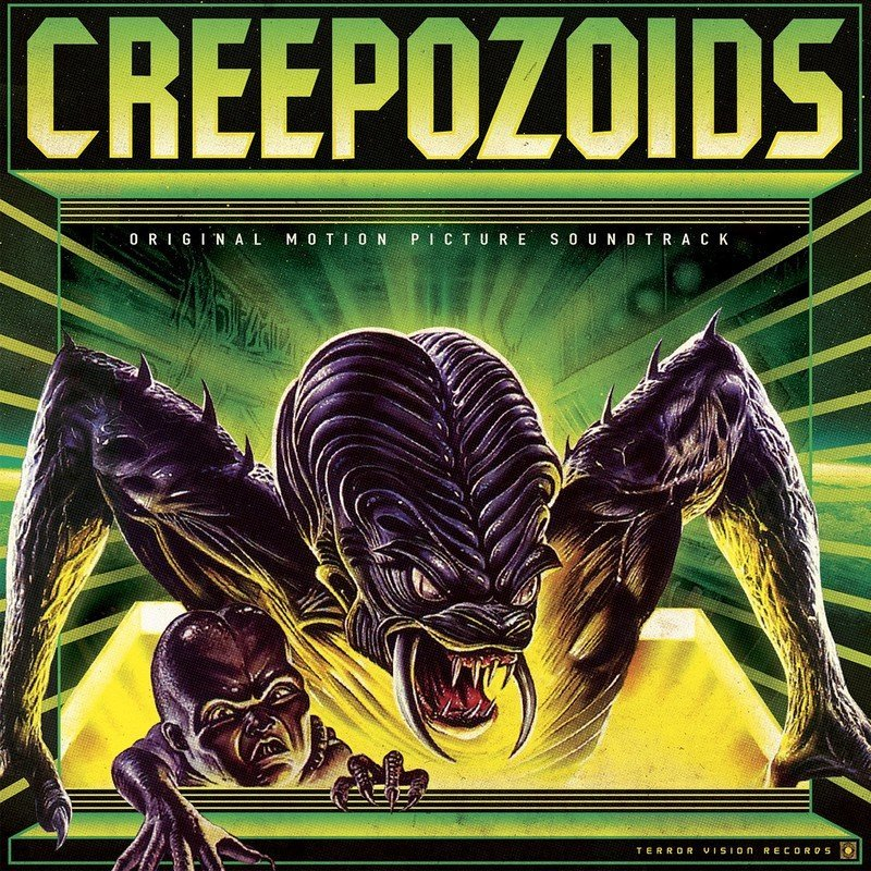Creepozoids (Limited Edition)