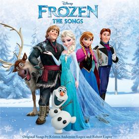 Frozen: The Songs Original Soundtrack