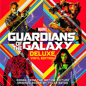 Guardians Of The Galaxy (Deluxe Edition) Original Soundtrack