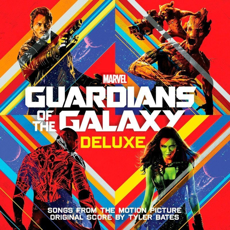 Guardians Of The Galaxy vol.1 Deluxe