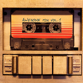 Guardians Of The Galaxy: Awesome Mix Vol.1 Original Soundtrack