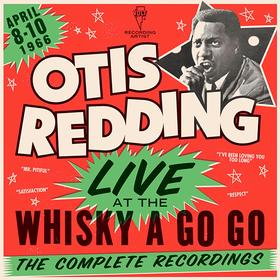 Live At The Whisky A Go Go Otis Redding