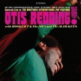 Otis Redding With Booker T & The M.G's & The Mar-Key's Otis Redding